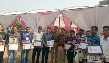 मूर्तियों को वरामद करने वाली पुलिस टीम को सम्मानित किया गया | Soni News