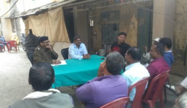 jay nagar-शांति समिति की बैठक का आयोजन Soni News