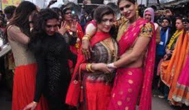 लखनऊ- राजधानी लखनऊ में किन्नरों की पदयात्रा Soni News