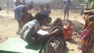 Lucknow-मलिन बस्ती में  भीषण आग लगने से मचा हड़कंप Soni News