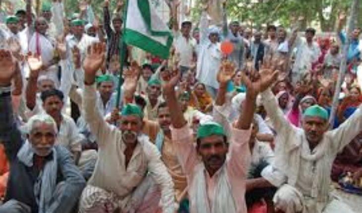 मेरठ-भारतीय किसान यूनियन के कार्यकर्ताओं ने तहसील परिसर में काटा हंगामा Soni News