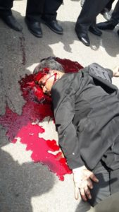 वकील की बीच सड़क पर दिन दहाड़े गोली मारकर हत्या, नाराज वकीलों ने फूंकी बस Soni News