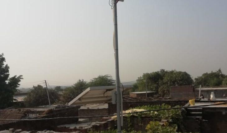दिखावे के लिये लगाई गई वाईफाई की मशीने Soni News