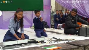 हर्ष के साथ मनाया गया गणतंत्र दिवस, बच्चो ने दिखाया अपना हुनर Soni News