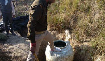 जालौन- रामपुरा उपनिरीक्षक सलमान अली ने पकड़ी कच्ची शराब Soni News