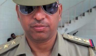 जालौन-आटा थाने के नये एसएचओ बनाये गए जगदम्बा प्रसाद दुवे। Soni News