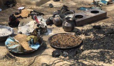 जालौन-घरेलू सिलेंडर में लगी आग लाखों का नुकसान। Soni News