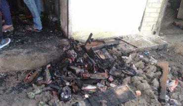 जालौन-शॉर्ट सर्किट से दुकान में लगी आग। Soni News